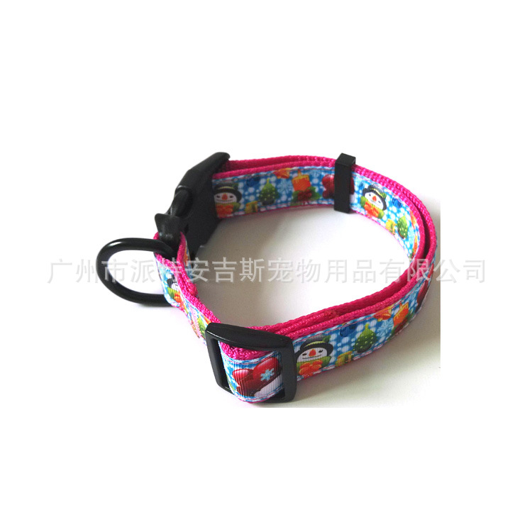 Christmas Pet Collar Holiday Dog Neck Ring Halloween Dog Neck Ring Halloween Dog Neck Ring Dog Rope Hot Sales