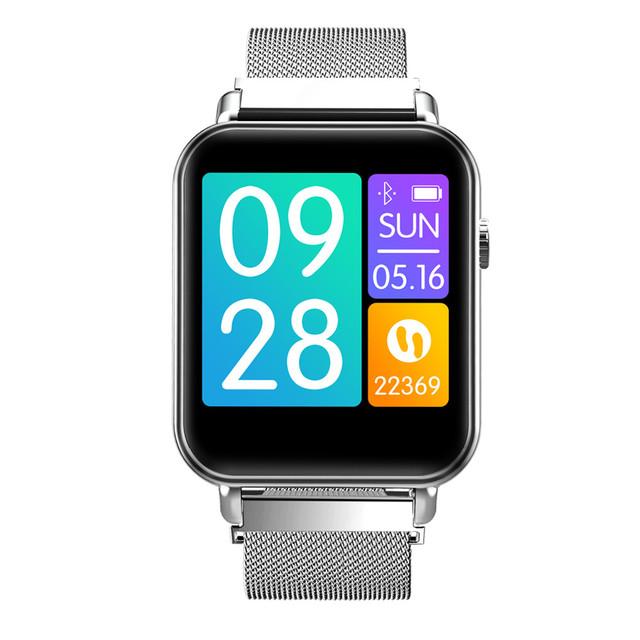 Robotsky Y6 pro Smart Watch Fitness Tracker Heart Rate Blood Pressure Smart Bracelet Waterproof Sports Smart Band Smartwatch