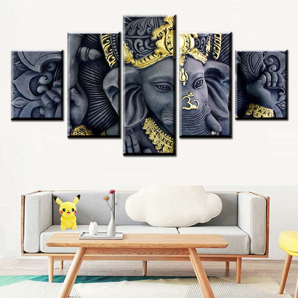 Top 9 Most Popular Framed 5 Piece Wall Art Modern Living Room Ideas And Get Free Shipping A160