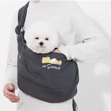 Shoulder-Bags Cat-Carrier-Bag Travel Pet Small Dog Breathable Double-Sided Pocket Mylb