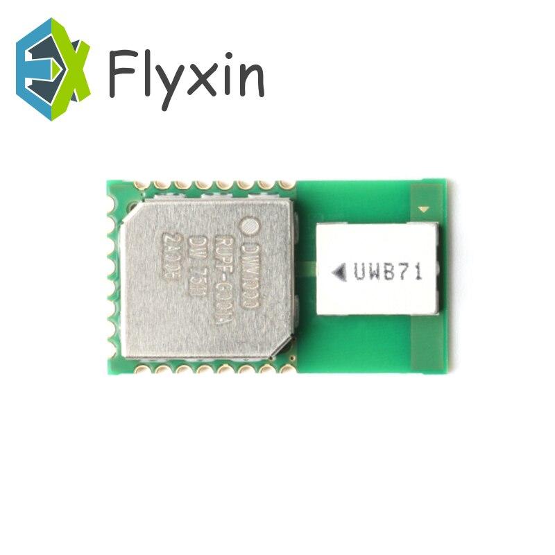 1  PCS DWM1000 Position Module Ultra-wideband Indoor UWB Positioning Module For Difference Positioning System Low Power Consumpt