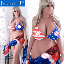 Hanidoll Silicone Sex Dolls 165cm Doll Real Realistic Vagina Big Boobs Fat Ass Lifelike Toys for Men