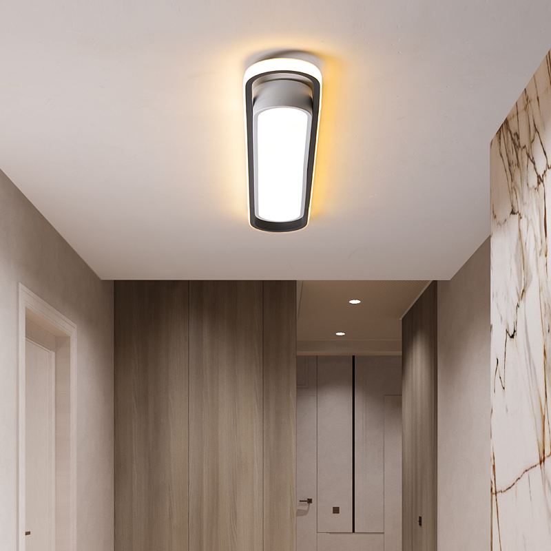 luminaria de teto em led moderna para 04