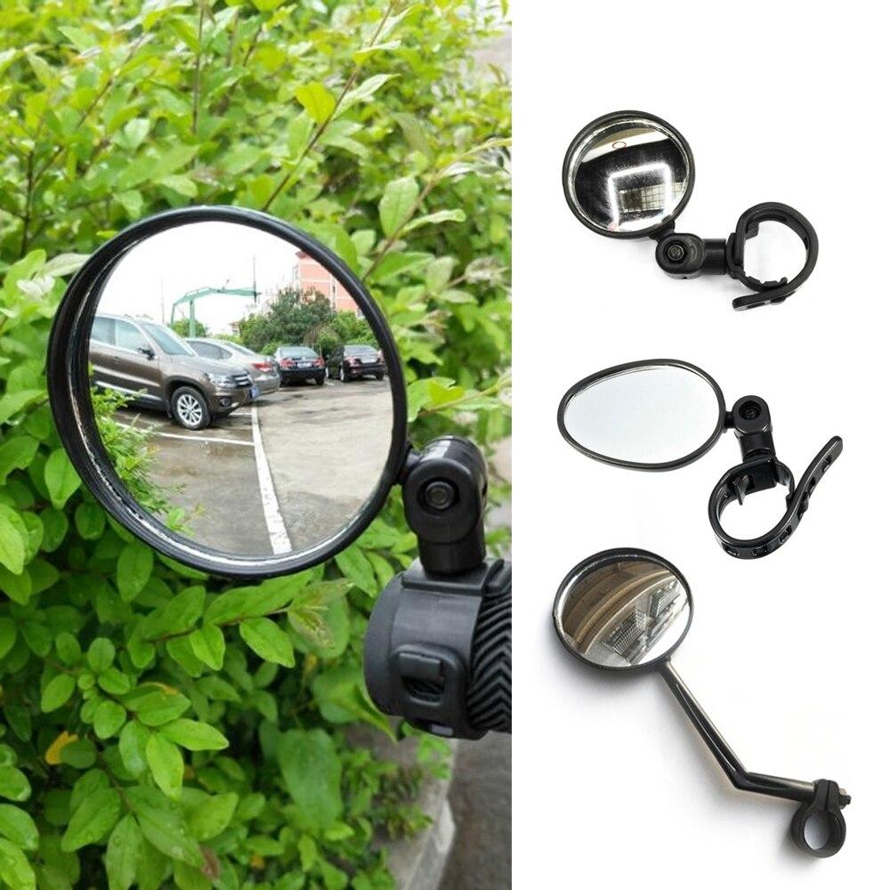 1 stück Fahrrad Einstellbare Rückspiegel MTB Rennrad Sicherheit Werkzeug Lenker Zurück Auge Radfahren Rückansicht Spiegel Zubehör