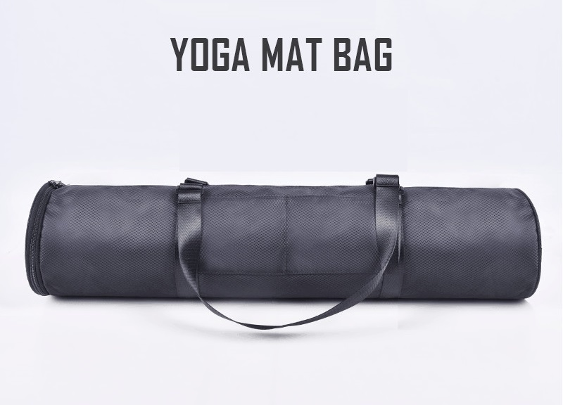 saco de ginásio mochila de yoga oxford