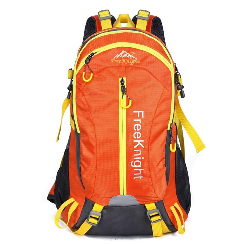 Hot Selling Outdoor Sports Backpack Creeper Casual Waterproof Backpack Large Capacity Hiking Mountaineering Bag