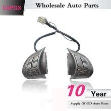 CAPQX Subaru Forester 2008 için 2009 2010 2011 2012 Combinatio anahtarı çok fonksiyonlu direksiyon ses düğmesi