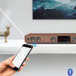 Image 3 - CAV TM1200A Bluetooth Soundbar TV Home Theater Surround Sound Soundbar Subwoofer Speaker Wireless Column DTS Base With Amplifier