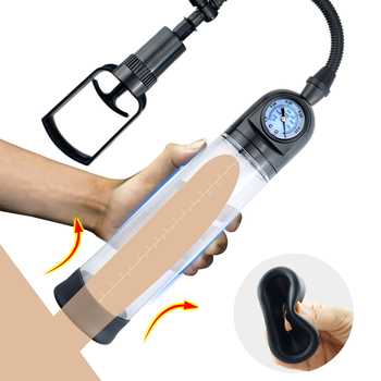 Penis Pump Penis Enlargement Vacuum Pump Penis Extender Sex Toys for Men Penis Enlarger Extension Adult Toy for Male proextender au reve hot sale penis enlargers vacuum pump male penis extender enlargement adult sex products sex toys for men free shipping