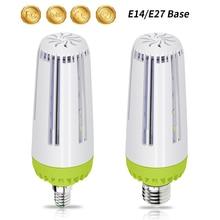 E27 LED Lamp E14 220V Corn Bulb 10W 15W 20W High Power LED Bulb 110V Lampada LED Light No Flicker Energy Saving Lamp 5736 SMD 12 pcs b22 corn bulb high power led 5730 smd light lamp energy saving warm white