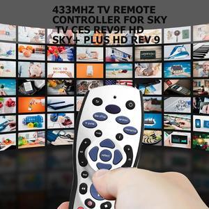 Image 2 - Telecomando Cancello Universale 433MHz TV Remote Controller for Sky TV CES REV9F HD SKY+ PLUS HD REV 9