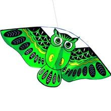 Птица воздушный змей в виде животного 3d Сова воздушные змеи игрушка с хвостом Забавный наружный воздушный змей Летающая игра Детские игрушки Cometas Infantiles# L10