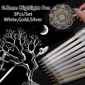 White Gel Pen Set Art Markers Best Sellers Alca Cartel