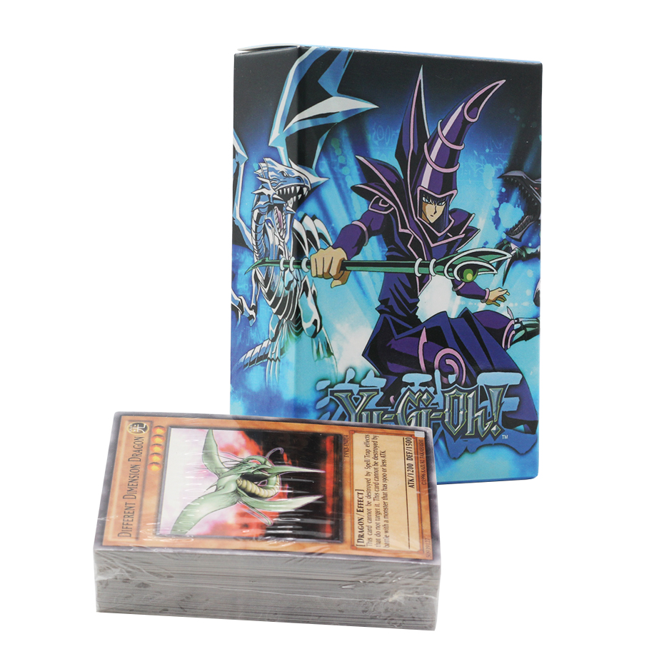 Yu Gi Oh Egyptian God Cards, Toys For Children, Metal Box Figures Of Japanese Legendary Card Game YuGiOh