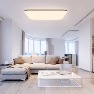 Image 4 - 2020 nouveau YEELIGHT 50W Smart LED plafonniers coloré lumière ambiante Homekit smart APP contrôle AC 220V pour salon