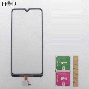 """Image 2 - Ekran dotykowy Panel dla Leagoo S11 6.3 """"ekran dotykowy Digitizer Panel dotykowy przednia szybka z ekranem dotykowym telefon komórkowy 3M klej chusteczki"""