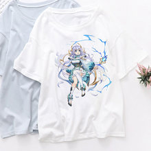 Nette Japanische Anime Cartoon Charakter Kawaii T Shirt Frauen Harajuku Vintage Ästhetischen Tops T-shirt Sommer Mode Casual T-shirt(China)