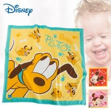 Original Disney Mickey Mickey Mouse Children's Bath Towel Cotton Square Big Towel Baby Hut