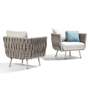 Luxury Rope Garden Sofa Set  1