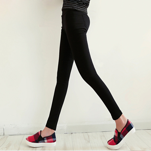 Casual Skinny Leggings 8