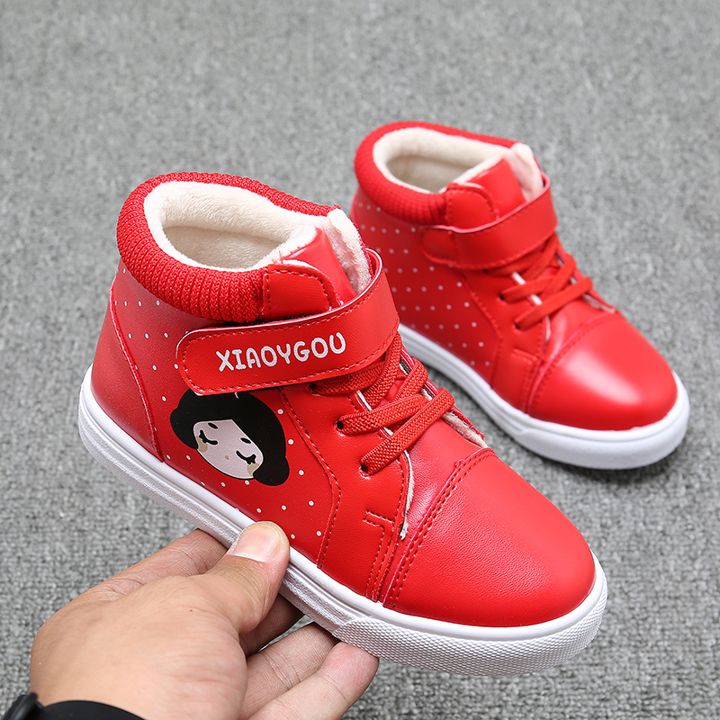 kids shoes for girls boots girl rain winter snow