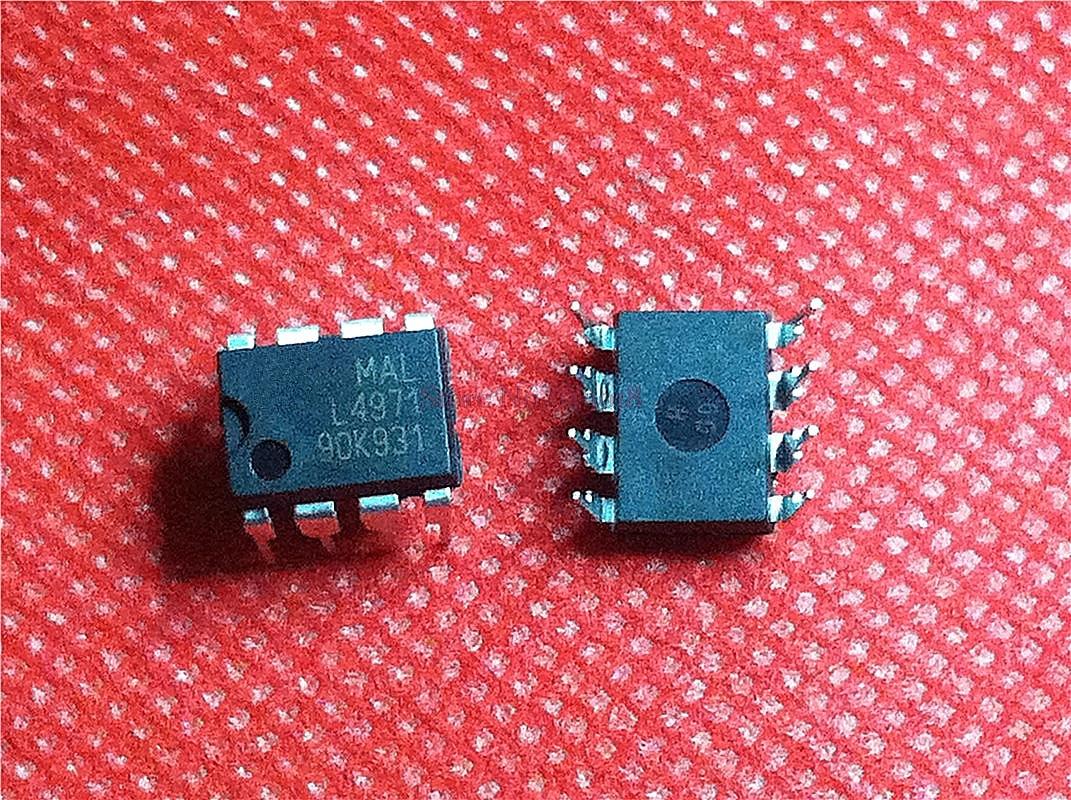 5pcs/lot L4978 L4878 L4971 L6562N L6565 L9110H LA-520 DIP-8 In Stock