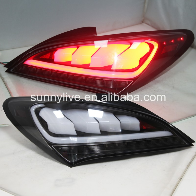For Hyundai Coupe Tail Lamp LED 2010 To 2011 JY