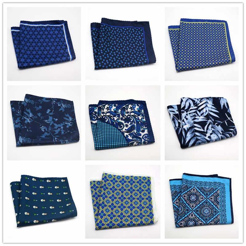 2018 New Men/'s Handkerchief Pocket Square Paisley Plaid Checks Chest Tower Hanky