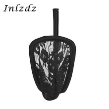 Lingerie Lace Underwear Briefs Bikini Thongs C-String Floral Panties Pouch Male Hot Sexy