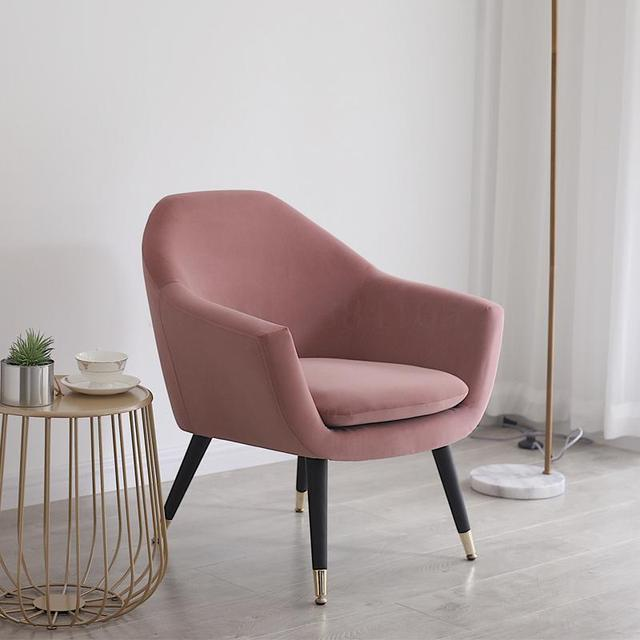 Corner Accent Chair 2