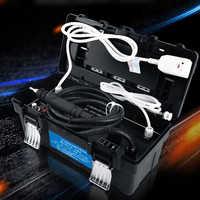 Dampfreiniger Hohe Temperatur Hochdruck Dampf Auto Washer Haushalt Haube Reinigung Werkzeug Klimaanlage Waschmaschine