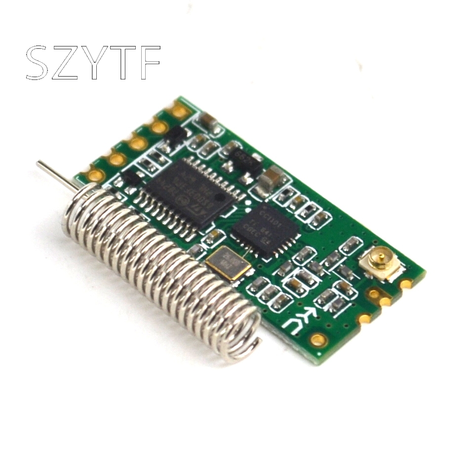 HC-11 433 Wireless Modules To Serial C1101 Low Power Microcontroller Development Remote Module