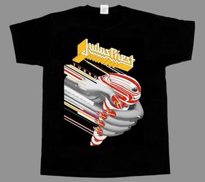 Новая Черная футболка с длинными рукавами Judas Priest Turbo