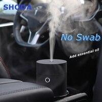 Shoda carro difusor de óleo essencial mini usb aromaterapia carro umidificador|Purificador de ar| |  -