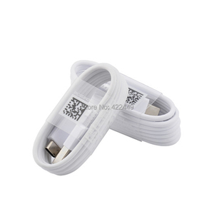 Image 3 - 100pcs 100% Genuine Original USB Type C Cable 1.2M 2A FAST Charger Cable for Samsung Galaxy S8 S9 S10 note 7 LG G5 Xiaomi huawei