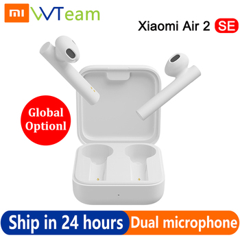Xiaomi Air 2 SE TWS True Wireless Stereo Mi Air2 SE Bluetooth Earphone 2 Basic Synchronous Link Touch Control Earbuds Dual Mic