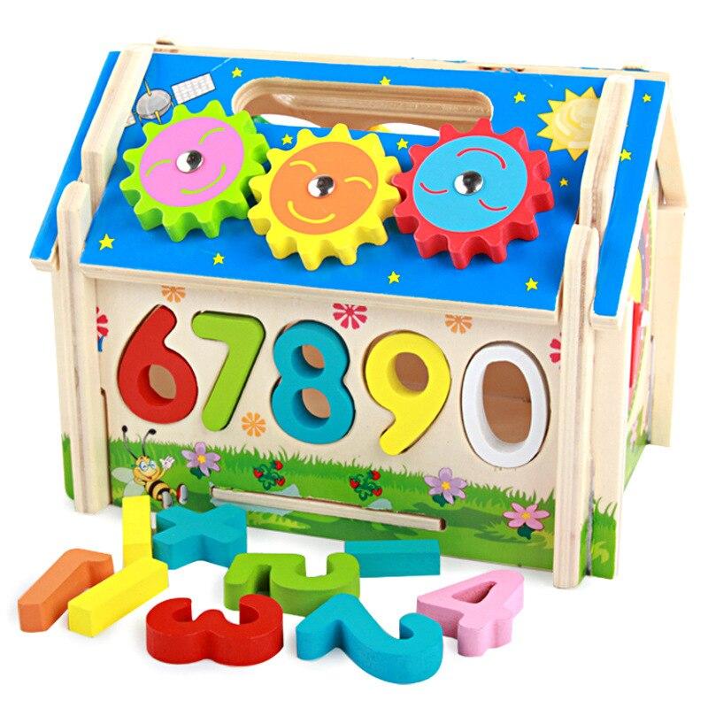 criancas de madeira bloco brinquedo quebra cabeca 04
