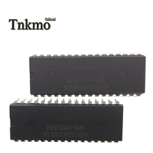 10 Pcs W29C040 90B Dip 32 W29C040 90 DIP32 W29C040 29C040 Memory Chip Nieuwe En Originele