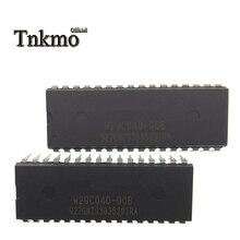 10 adet W29C040 90B DIP 32 W29C040 90 DIP32 W29C040 29C040 bellek yongası yeni ve orijinal