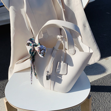 Designer Luxury Ladies Bucket Bag Fashion Chic Women's Handbags