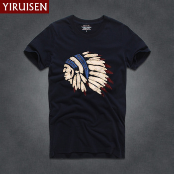 21 Colors TOP Quality Summer Men T-shirt 100% Cotton Short Sleeve T Shirt S-3XL Clothing Tshirt Homme Hollistic