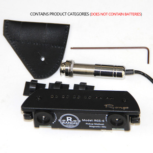 Image 5 - Captador de guitarra magnético rango, acessório de captamento, guitarra, 2020