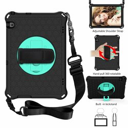 Couverture antichoc enfants support en Silicone 360 rotatif étui pour tablette pour Huawei MediaPad T5 10 10.1 pouces AGS2-W09 AGS2 L09 L03 Funda