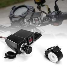Водонепроницаемое зарядное устройство для мотоцикла 42 а с двумя