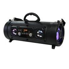 цена на M17 Wireless Bluetooth Speaker shock bass Mobile Powerful Wireless HiFi Stereo Speaker Soundbox for PC phone