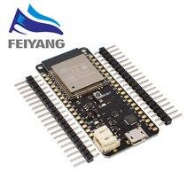 10 قطعة ESP32 ESP 32 ESP 32S ESP32S ل WeMos Mini D1 Wifi بلوتوث اللاسلكية لوحة تركيبية ESP WROOM 32 أساس ثنائي النواة وضع وحدة المعالجة المركزية