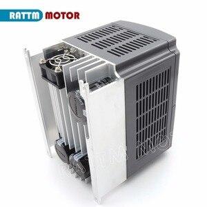Image 4 - Инверторы и преобразователи 3 кВт, Частотный привод 3 кВт, инвертор 4 л. С. 220 В для контроля скорости двигателя шпинделя с ЧПУ, 2019