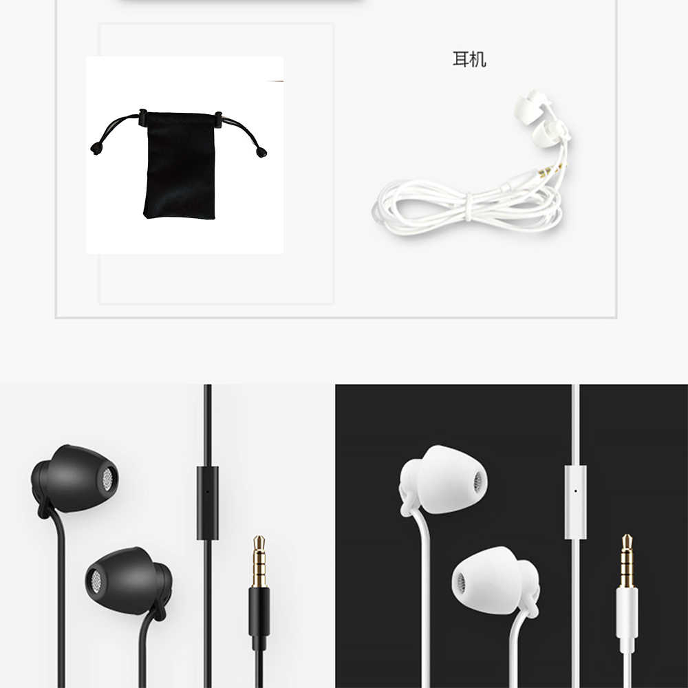 L8 Original In Ear Earphones High Quality Gaming Earbuds Mini Head Set Buds Phone Hedset Hedphone Hadphone girl wired Headset