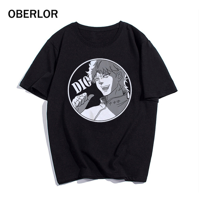 Cool JoJo Bizarre T-Shirt