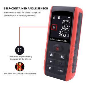 Image 2 - YIERYI télémètre portatif Laser règle dispositif de mesure de distance, Laser 40m 60m 80 100m